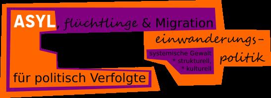 Asyl, Flüchtlinge und Migrationspolitik
